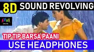 Tip Tip Barsa Paani 8D surround revolving sound Use Headphones   Flying Speakers Mohra 1994