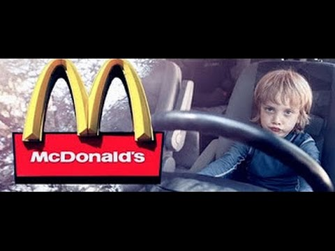 Outrageous Ohio~ 8yr old takes family van to McDonald's with his 4yr old sister