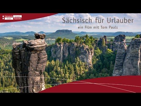 Sächsisch - Crashkurs für Urlauber