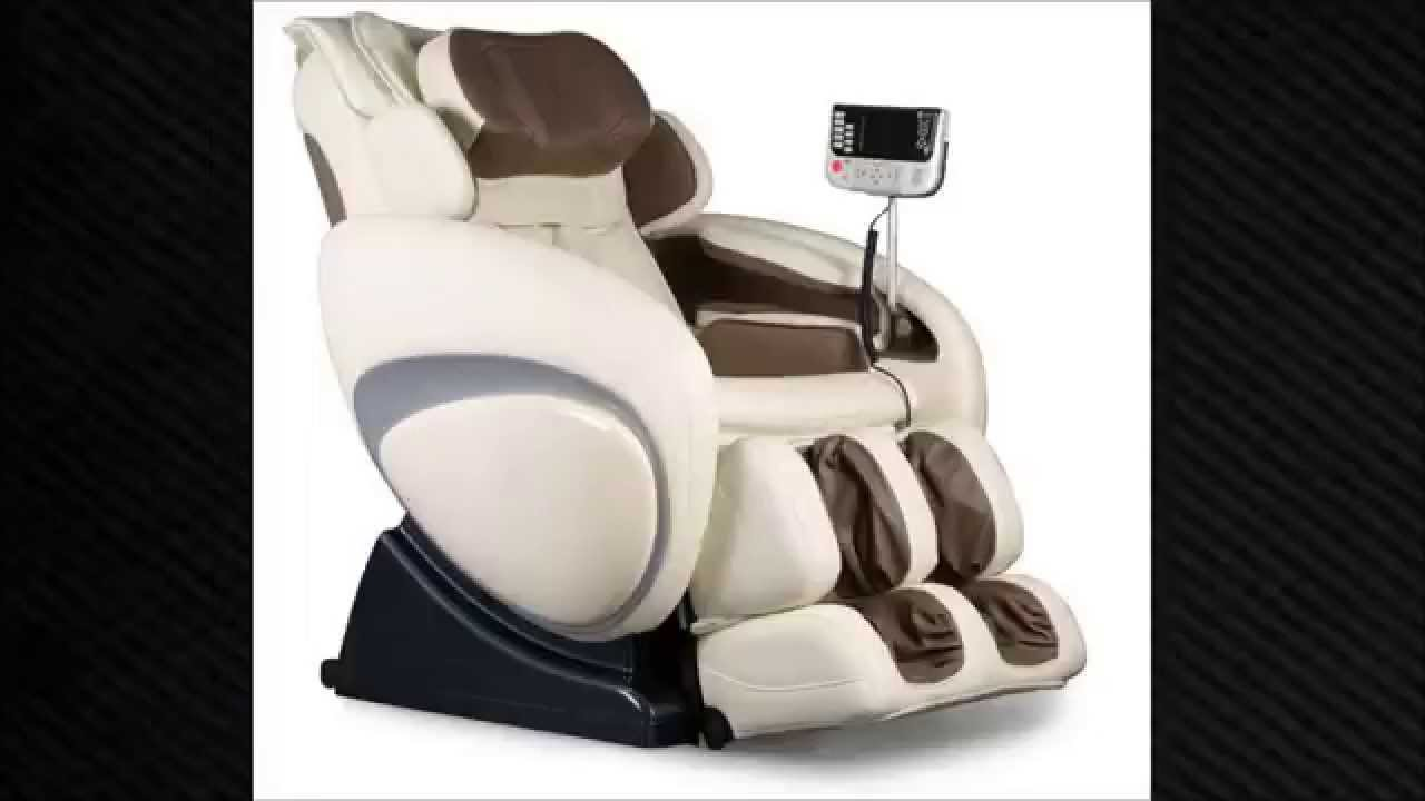 Osaki OS 4000T Massage Chair Review YouTube