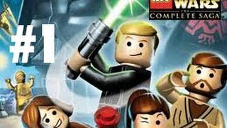 Lego Star Wars:The Complete Saga #1