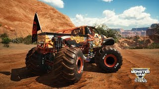 Monster Jam Steel Titans - Captain's Curse - Open World Free Roam Gameplay (PC HD) [1080p60FPS]