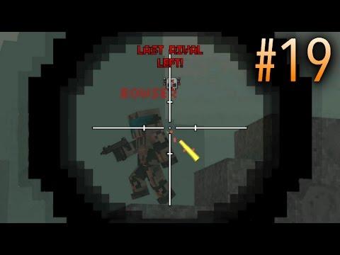 ELEMENT OF SURPRISE! | Pixel Gun 3D Deadly Games #19