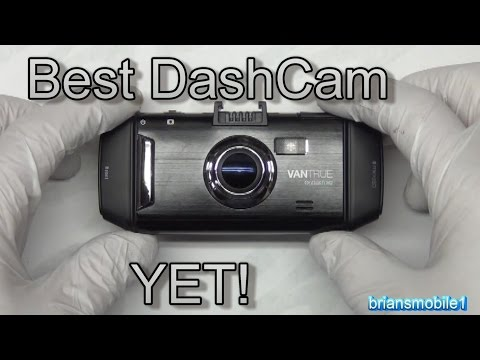 Best Dashcam Yet VanTrue R2