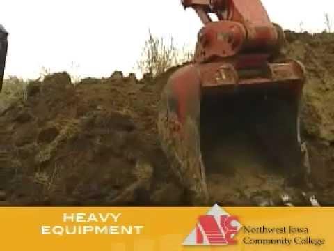 Heavy Equipment Program At Northwest Iowa Community College