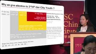 Zhang Hui - How Young People in China