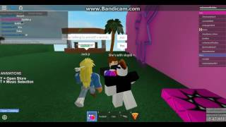 ROBLOX-How To Rko On- Boys And Girl Hangout with friends