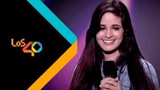 La primera vez de Camila Cabello