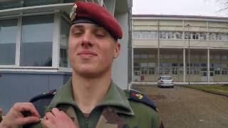 [Devenir Volontaire] EPISODE 11 : La remise des brevets militaires de parachutistes