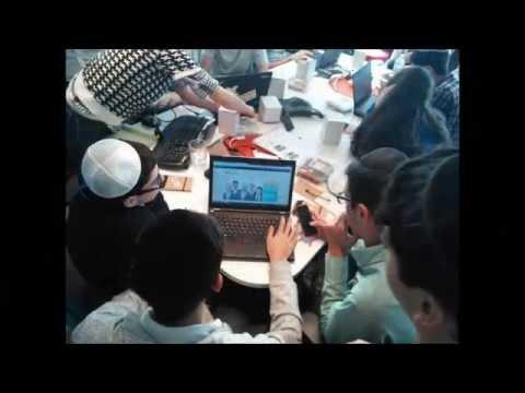STEM Trip To Israel 2014