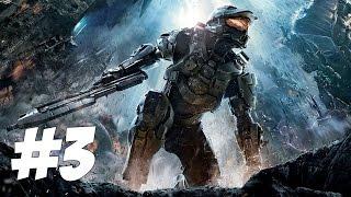 """Moldoveanu Joaca:Halo 4 (XBOX360) #3 """"Ma simt ca in Mass effect"""""""