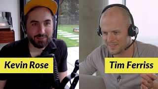 How to Be at Peace and Feel Unrushed | Tim Ferriss and Kevin Rose