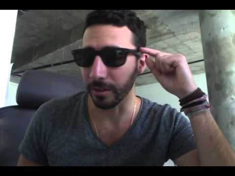 ray ban liteforce pmcx  Ray-Ban Lite Force Wayfarers RB 4207 Sunglasses Review
