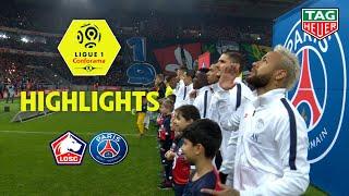 Losc - Paris Saint-germain 0-2 - Highlights - Losc - Paris / 2019-20