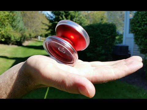 Auldey Flame Soul Yoyo Unboxing And Review. Blazing Teens Level 7. Aka Asian Metal Max Tornado