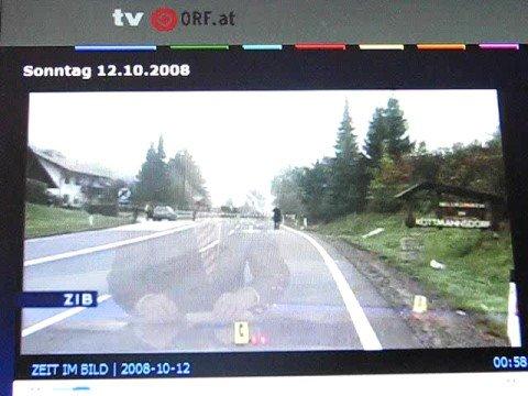 Zeit im Bild 12.10.08 über Haider-Unfall - YouTube