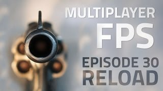 Making a Multiplayer FPS in Unity (E30. Reloading) - uNet Tutorial