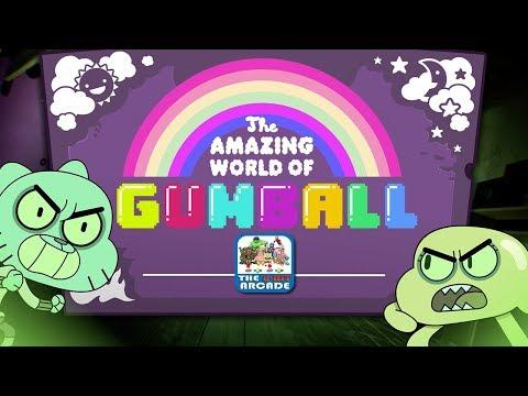 The Amazing World Of Gumball: Class Spirits - U Jealous? (Cartoon Network Games)