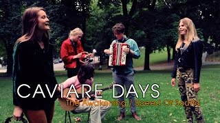 Caviare Days - The Awakening / Speed Of Sound (Acoustic session by ILOVESWEDEN.NET)