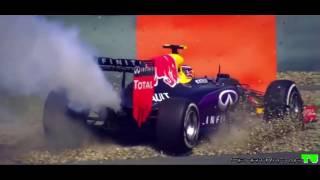 Best Moments Crashes Formula 1