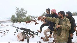 أخبار عربية | الجيش الحر يجمد