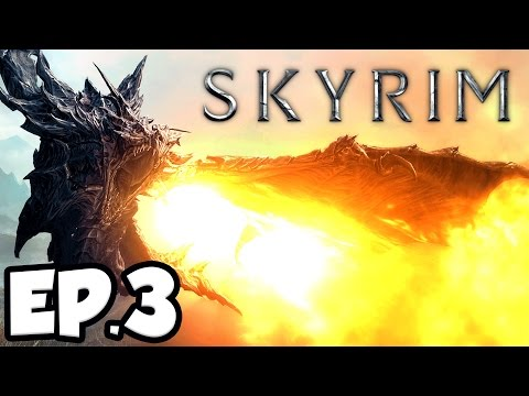 Skyrim: Remastered Ep.3 - RETRIEVING THE DRAGONSTONE!!! (Special Edition Gameplay)