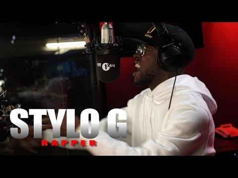 Stylo G - Fire In The Booth