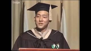 De La Salle University (DLSU) Graduation Speech - Sungwon Hong