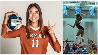Lexi Sun   Beautiful And Talented Volleyball Player   2017 (HD)