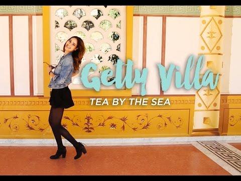 Getty Villa - Malibu, California