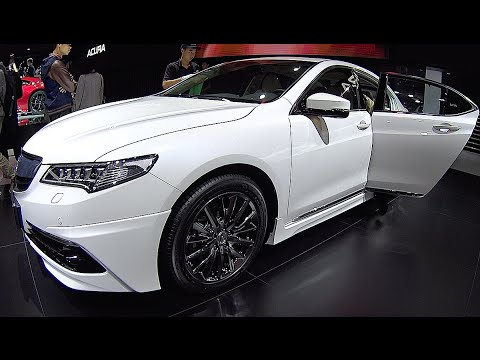 new video acura tlx 2016 2017 interior exterior youtube. Black Bedroom Furniture Sets. Home Design Ideas