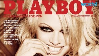 Pamela Anderson: The Last Nude Model On Playboy