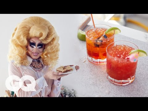 Download Youtube: Trixie Mattel Makes a PB&J (and More Importantly, a Cocktail) | GQ