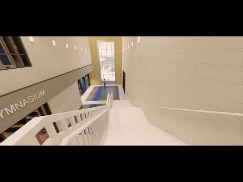 Southern Pines Elementary School   interior video