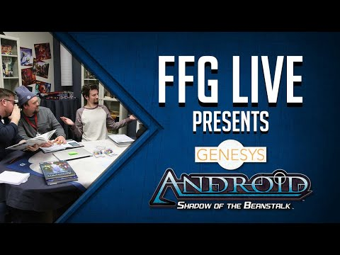 FFGLive: Shadow of the Beanstalk RPG Character Creation