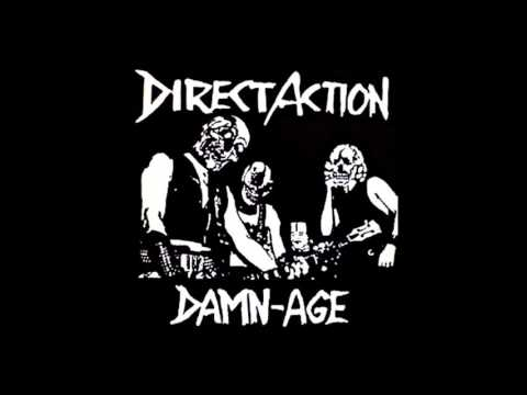 Direct Action (Can) - Damn-Age 1988