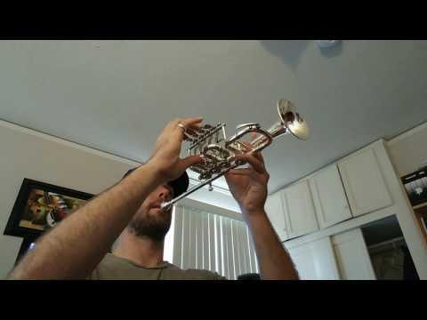 Penny Lane Piccolo Trumpet Solo - Jon Manness