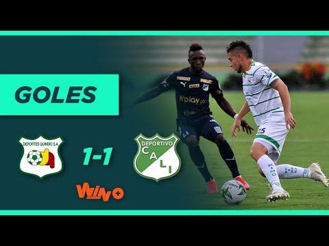 Quindio Deportivo Cali Goals And Highlights