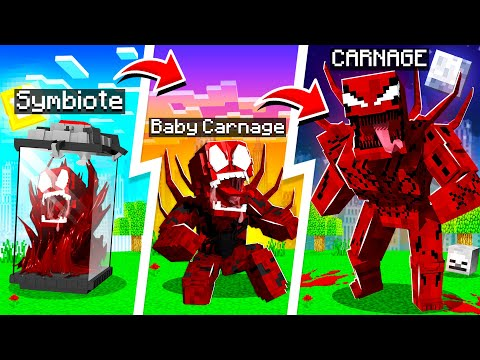 LIFE OF CARNAGE IN MINECRAFT!