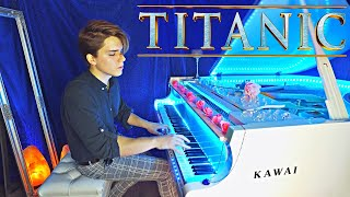 Titanic - My Heart Will Go On (Piano Cover) by Peter Buka