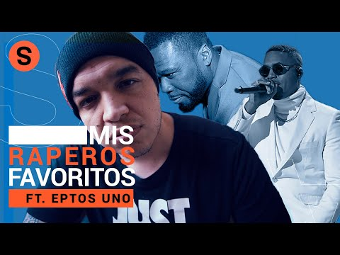 Los raperos favoritos de Eptos Uno: Nas, 50 Cent, Vico C y más | Slang