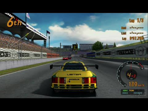 Gran Turismo 3 - Lister Storm V12 Race Car