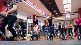 Pacman Wildcard Gym Power cycling 💗