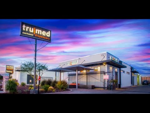 Trumed Medical Marijuana Dispensary Tour