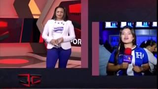 Deportes Caliente  Honduras vrs. Mexico TV AZTECA