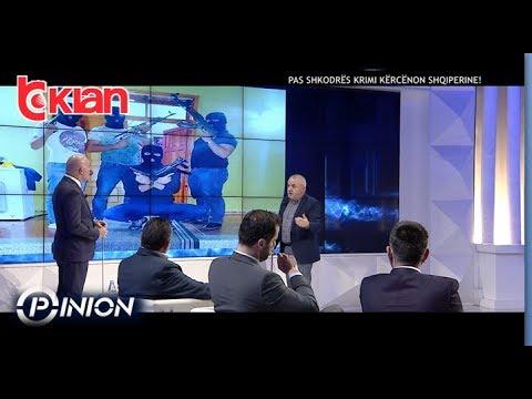 Opinion - Pas Shkodres krimi kercenon Shqiperine! (04 prill 2019)