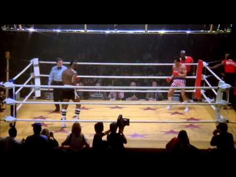 Rocky III - Fight II (HD)