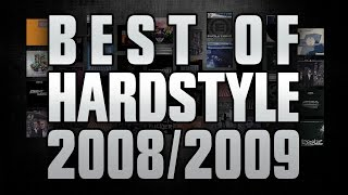Best of Hardstyle 2008/2009