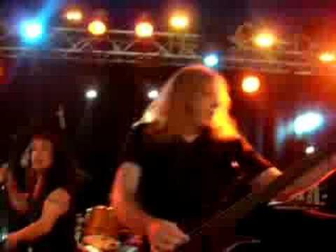NIGHTMARE Hellfest 2008 - Secret Rules (excerpts)