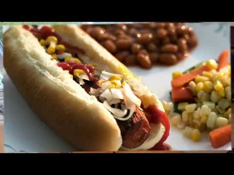 FRIDAY LIFE HACK: HEALTHY HOT DOGS